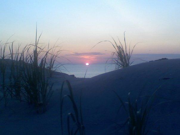 lavalette sun rising